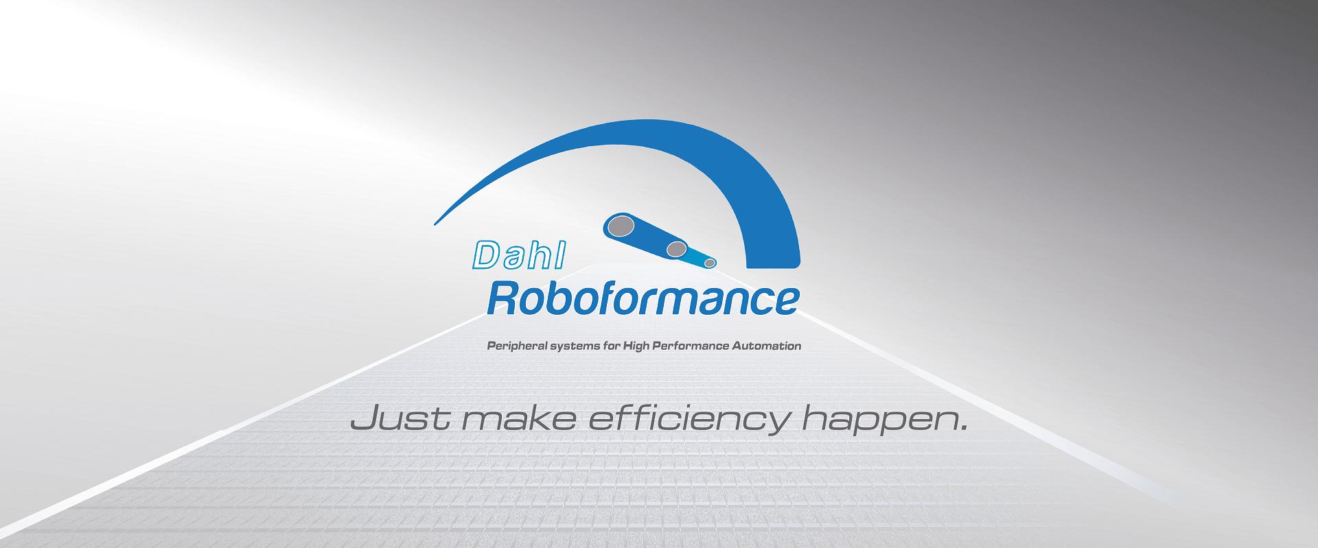 Dahl Roboformance ist die neue Marke für standardisierte Automatisierung mit Peripherie für kollaborierende Roboter oder konventionelle Robotik.